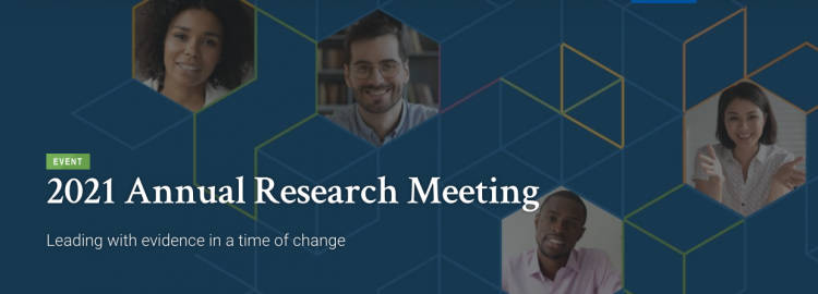 2021 Annual Research Meeting
