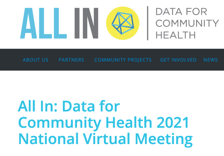 ALL IN meeting banner