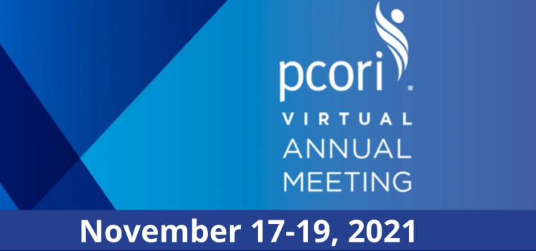 PCORI virtual annual meeting image